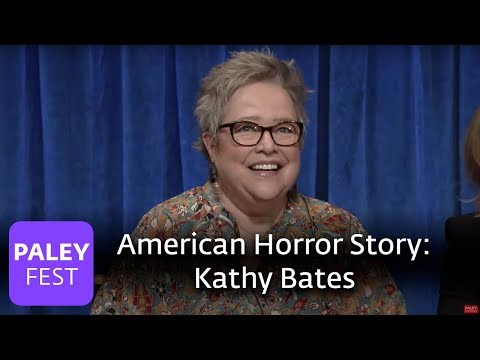 American Horror Story - Kathy Bates On Joining The Cast For Season 3