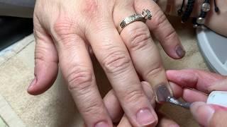 Hướng Dẫn Sơn Gel Trên Móng Thiệt Ở Lâu Không Tróc - How To Make Gel Polish Last Long On Real Nails