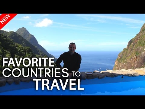 Favorite Countries to Travel