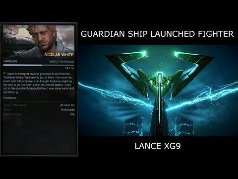 AX Krait MkII + LANCE XG9 SLF [FA OFF]