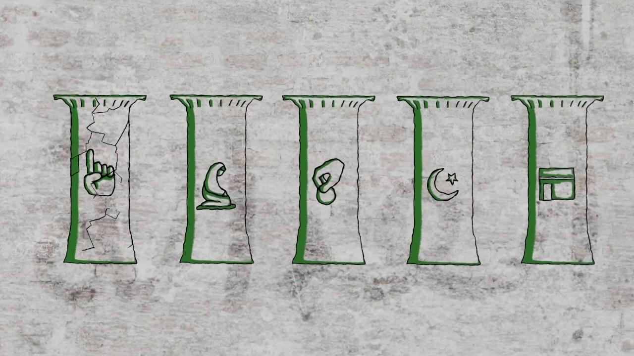 Säulen Islam