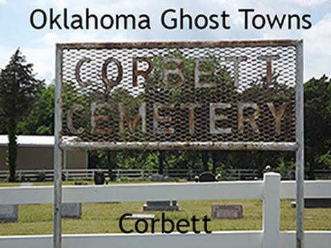 Oklahoma Ghost Towns: Corbett