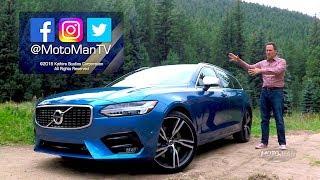 Volvo V90 Estate 2017 Videos