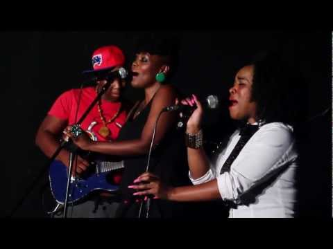 Cama Gwini Performs 'Umbulelo' LIVE at POPArt Theatre