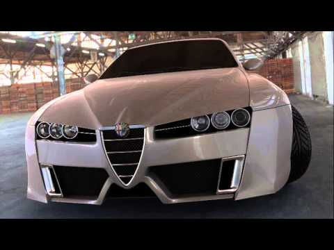 alfa romeo 159 tuning - youtube