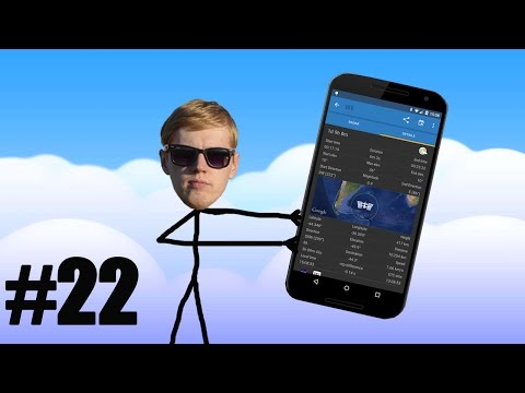 Будни звездочета #22. МКС детектор - приложение для Андроид