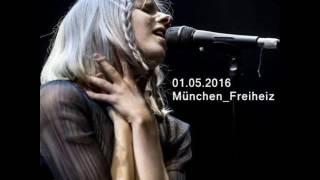 Aurora - Warrior (with break) - live in Munich 2016