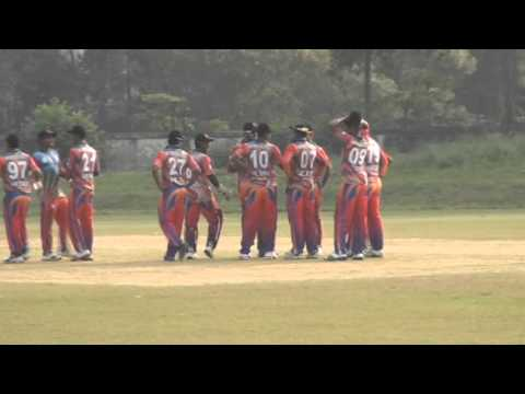 Kalabagan Cricket Academy vs Brothers Union club , DPDCL 2014-15.