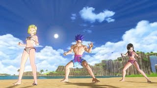 Dragon Ball XENOVERSE 2 - Free Update Launch Trailer | Switch, PS4, X1, PC