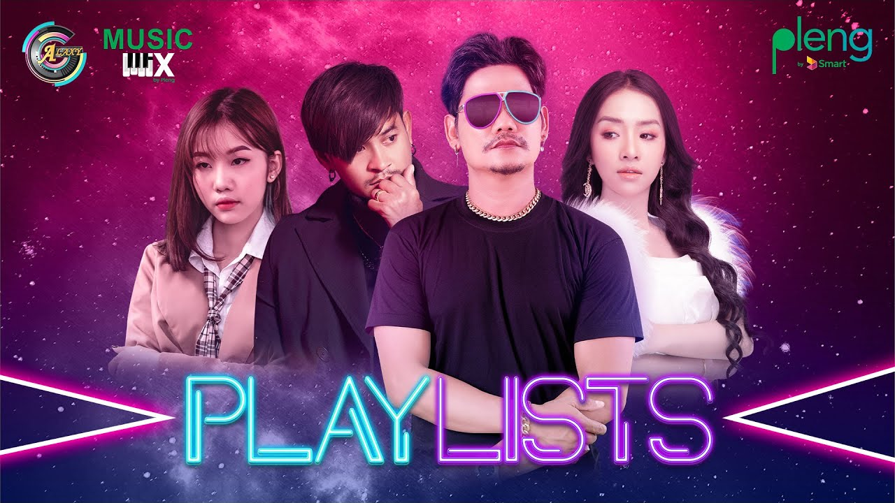 ប្រជុំបទពីរោះៗ | ព្រាប សុវត្ថិ - ខេម - សីម៉ា - សុវណ្ណារី [ MUSIC MIX Playlists ]