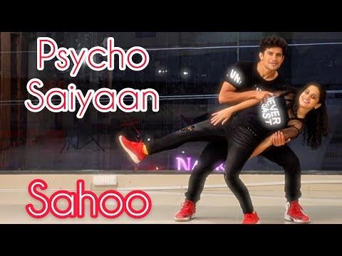 Psycho Saiyaan  | Saaho songs | Prabhas Shraddha Kapoor | PsychoSaiyaan Dance | saiyaan psycho
