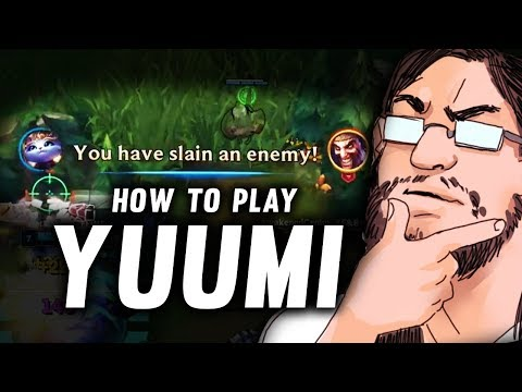 Imaqtpie - THIS IS HOW YOU PLAY YUUMI