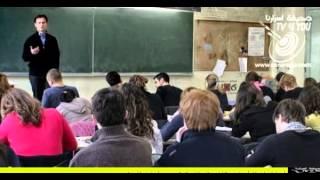 أستاذ يلفظ أنفاسه الأخيرة بقاعة الدرس أمام تلامذته