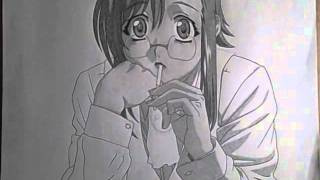 The Amateur Artist: Manga Sketchbook (Mizuho Kazami II)