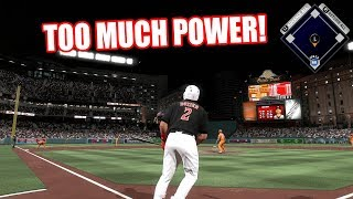 THE MOST POWER I HAVE EVER DRAFTED! - MLB The Show 17 Battle Royale Diamond Dynasty Gameplay