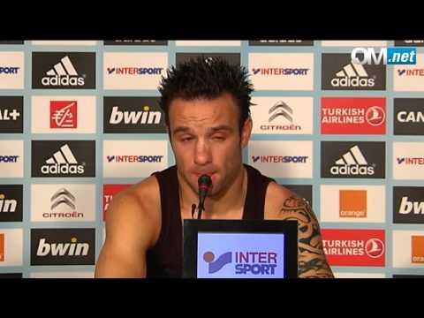 Les larmes de Mathieu Valbuena