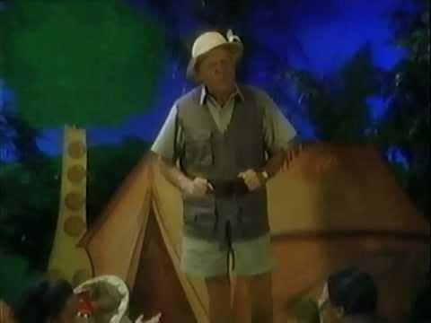 Dick Van Patten  Deep in the Jungle from the Biblman Jr. .