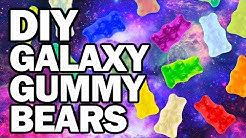 DIY Galaxy Gummy Bears, Corinne VS Cooking
