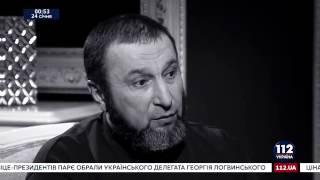 Крым в любом случае придется брать силой — главарь батальона «Крым»