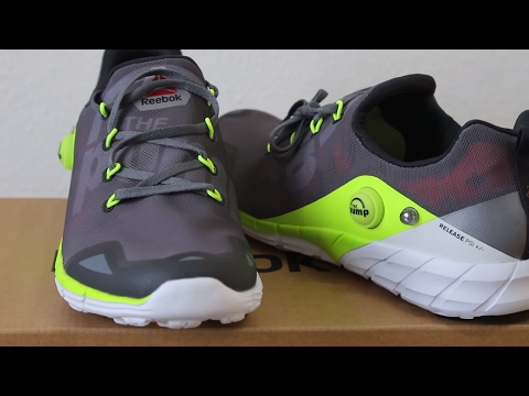 ba416b229a6 The Pump Reebok ZPump Fusion 2.0 Unboxing and Review