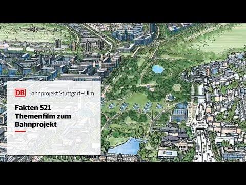 Fakten S21 (Themenfilm zum Bahnprojekt Stuttgart-Ulm) Gesamtfilm zu Stuttgart21