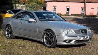 This 2004 Mercedes CL55 AMG Confused Me... (Drive and Review) (C215)