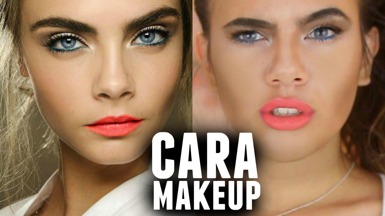 Cara makeup tutorial image collections any tutorial examples cara delevingne makeup tutorial youtube cara delevingne makeup tutorial baditri image collections baditri Choice Image