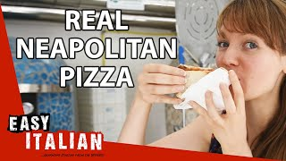 The Original Neapolitan Pizza - Explained by Experts | Easy Italian 45