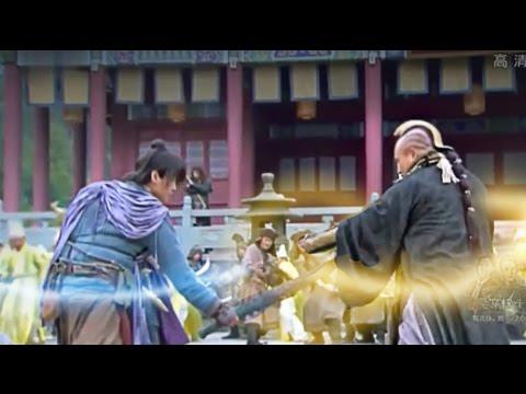 Yang Guo vs Jin Lun Guoshi - The Romance of The Condor Heroes
