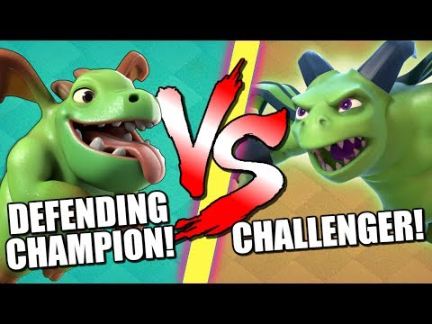 BABY DRAGON vs BETA MINION!! ⚡️Who Wins the CoC Battle ⚡️ Clash of Clans Builder Base