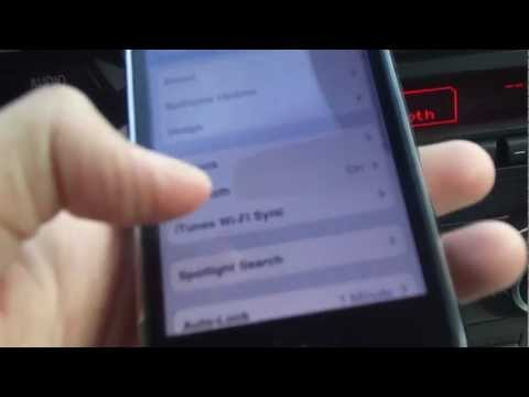 www.tcbmw.com - How to Pair a Bluetooth Phone on a BMW without iDrive
