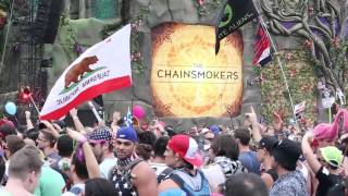 """TomorrowWorld 2014 - """"That Time"""" w/ The Chainsmokers #007"""