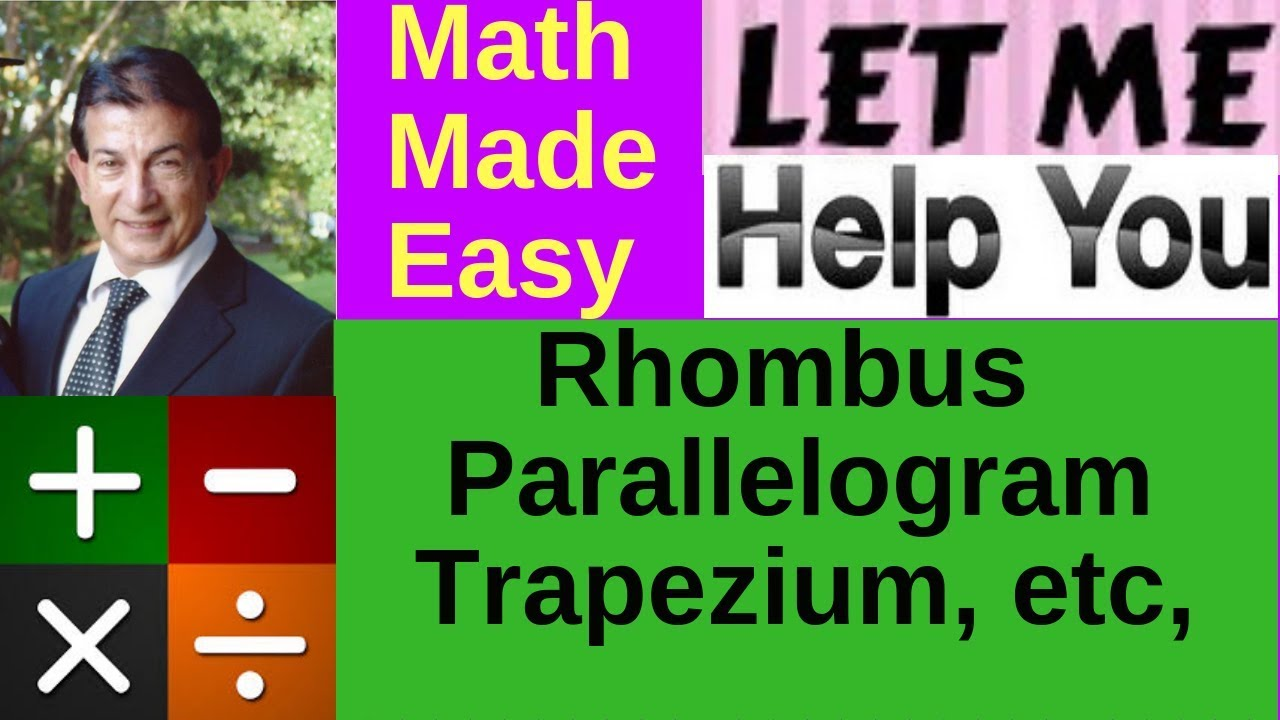 How To Find The Area Of A Trapezium Song Solution For How To For