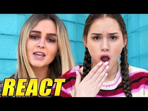 """Gracie REACTS to Ivey's """"Feelings"""" Music Video"""