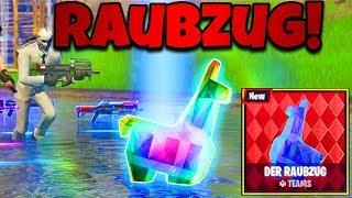 SO spielt man den NEUEN RAUBZUG MODUS! (mit Enterhaken) | Fortnite Battle Royale