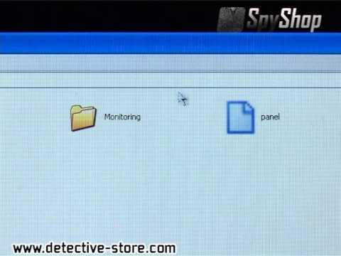 Advanced PC Monitoring SpyLogger Mail Plus | Detective Store ®