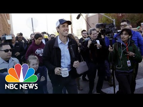 Candidates Cast Their Votes In Tight Midterm Election Races | NBC News