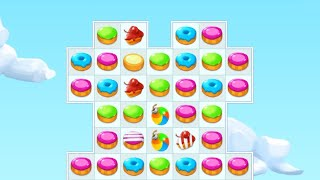 Cookie Crush 3 // Gameplay