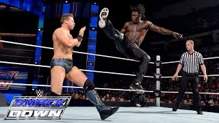 R-Truth vs. The Miz: SmackDown, April 2, 2015