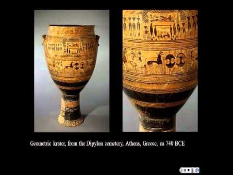 Lecture 7 Art of Early Greece