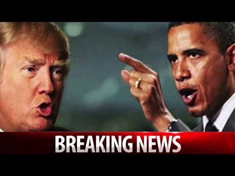 BARACK HUSSEIN OBAMA JUST THREATENED TO TAKE THE PRESIDENCY AWAY FROM TRUMP!