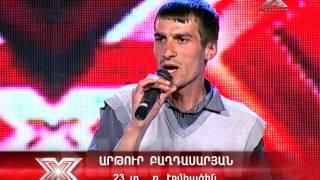 X-Factor 3 - Lsumner 05-Arthur Baghdasaryan 24.05.2014