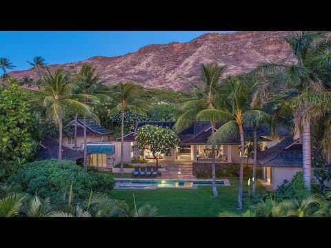 Diamond Head Estate On Noela Drive, Honolulu, Hawaii