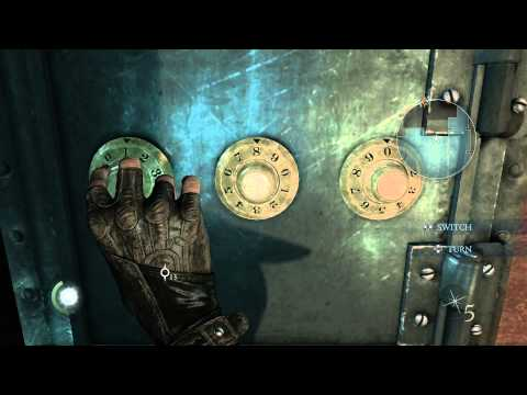 Thief - Chapter 6 Northcreast Manor First Floor Safe Combination Code 2