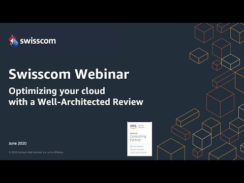 Optimizing Your Cloud With a Well-Architected Review