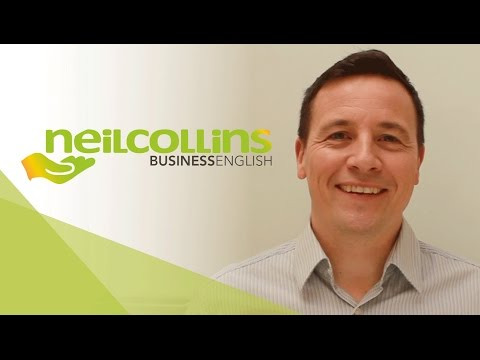 Neil Collins Business English Berlin