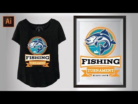 Adobe Illustrator T-Shirt Design Tutorials