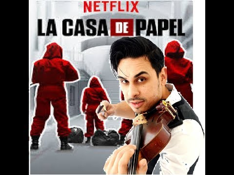 La Casa de Papel Theme  by Douglas Mendes Violin Cover