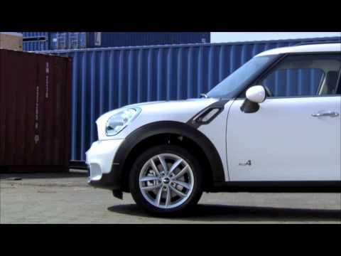 New MINI Countryman - Day & Night driving + beauty in HD
