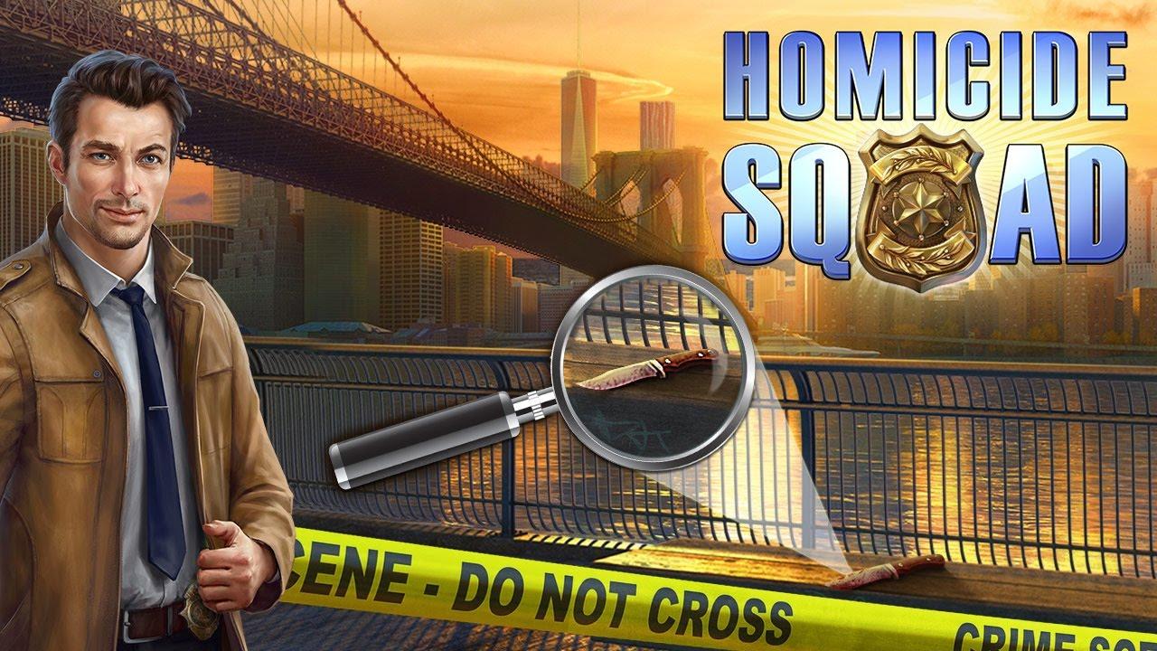 Homicide Squad: Hidden Crimes, January 2017